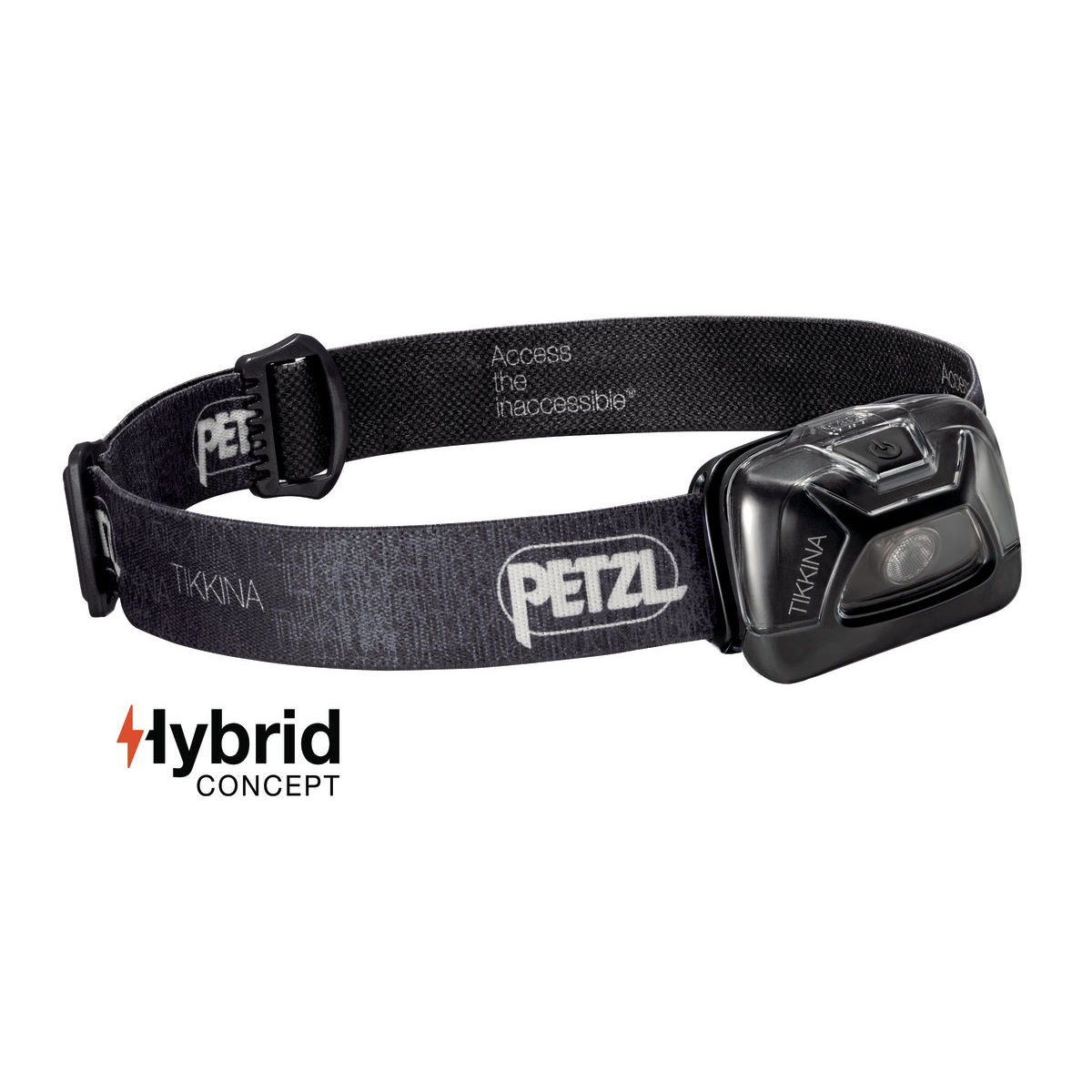 Lampe frontale Petzl TIKKINA® - one size Noir Lampes frontales