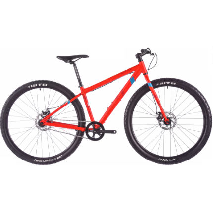Mountain bike Vitus Dee (2017)