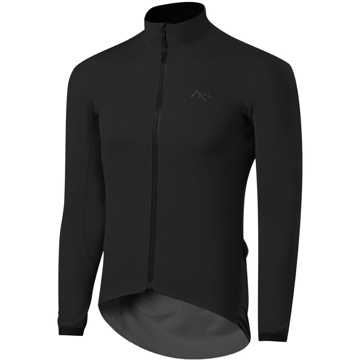 Maillot 7Mesh Corsa Windstopper Softshell - XL Noir Coupe-vents vélo