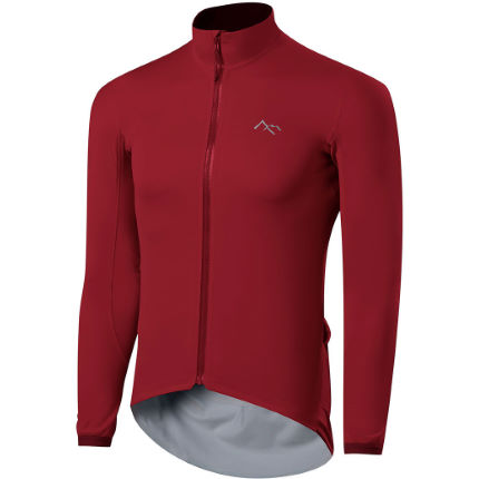 7Mesh Corsa Windstopper Softshell Jersey:Red 2:XS