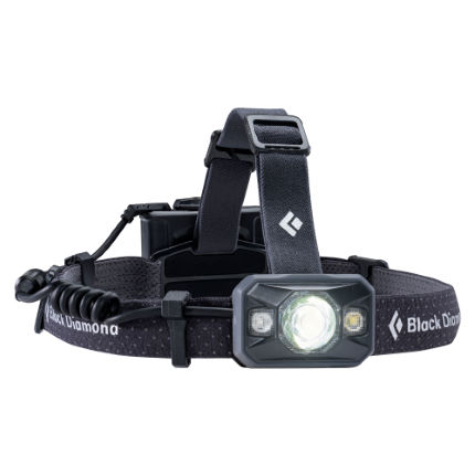 Black Diamond Icon Headlamp:Black:One Size