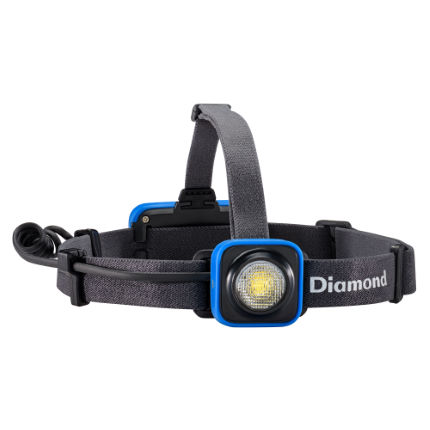 Black Diamond Sprinter Headlamp:Blue:One Size