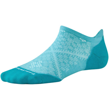 Calcetines Smartwool PnD Run Light Elite Micro para mujer