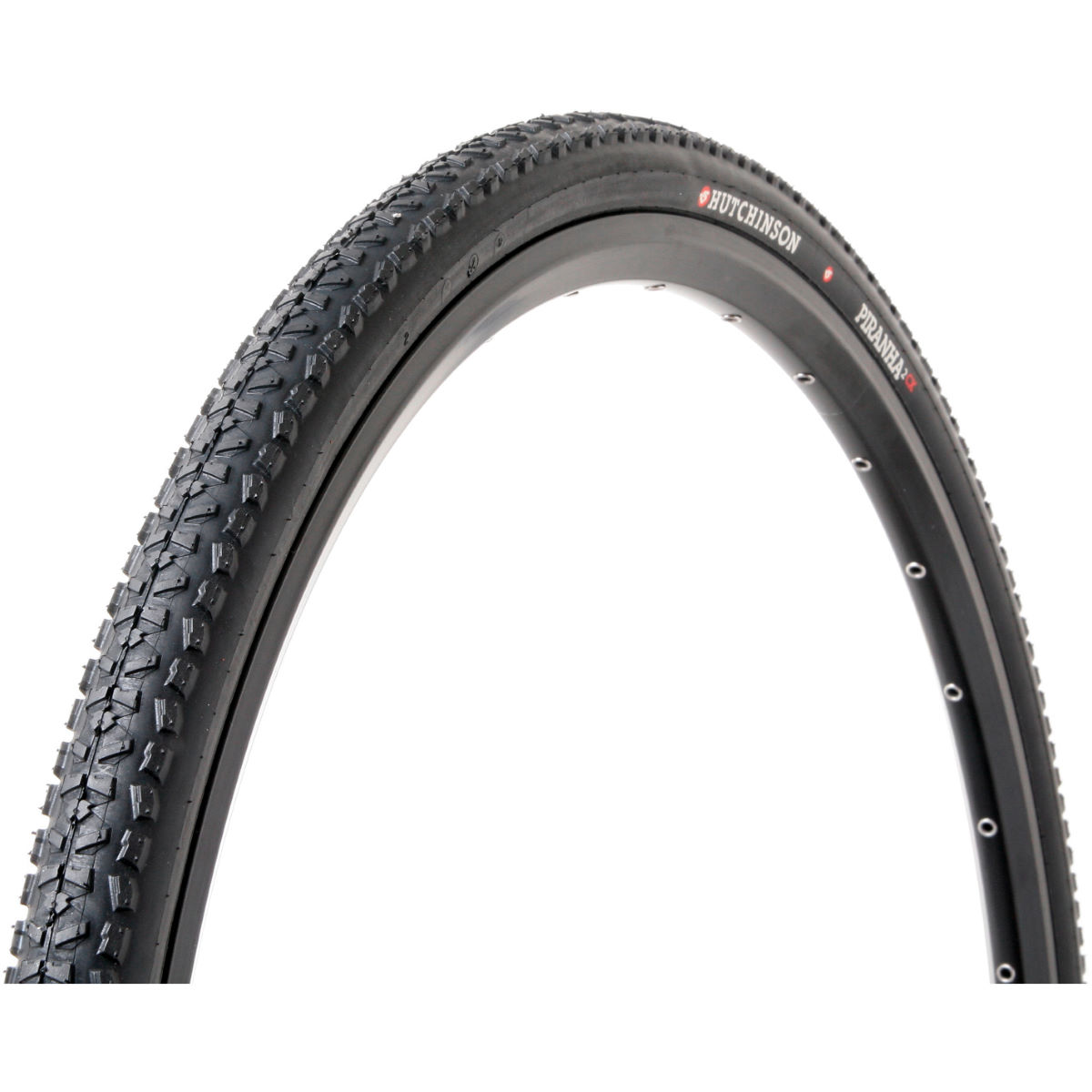 Pneu de cyclo-cross Hutchinson Piranha 2 Tubeless (souple) - 34c 700c