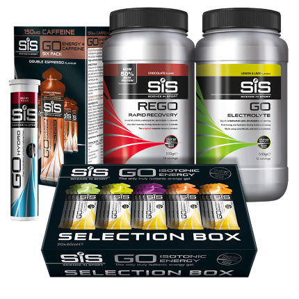 Science in Sport Marathon Bundle