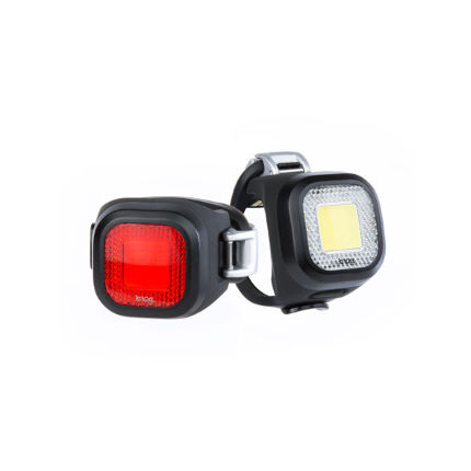 Luci Knog Light Blinder Mini Chippy (pacco doppio)