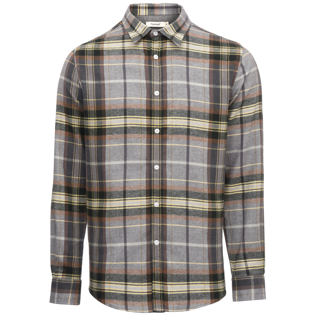 Camisa howies Glen Plaid - Camisas