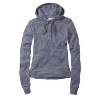 howies Womens Henrietta Hooded Knit Henley.