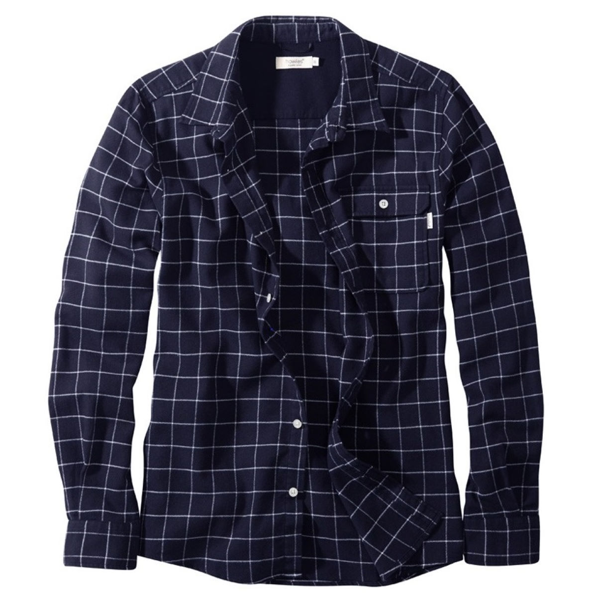 Camisa howies Payne Woven Check - Camisas y polos
