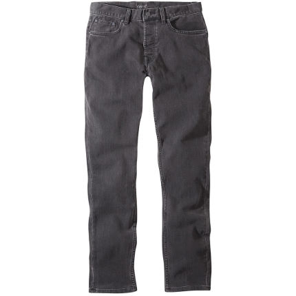 howies Kilmister 5 Pocket Stretch Stonewash Black Denim S