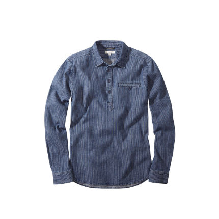 howies Conrad Pullover Long Sleeve Shirt