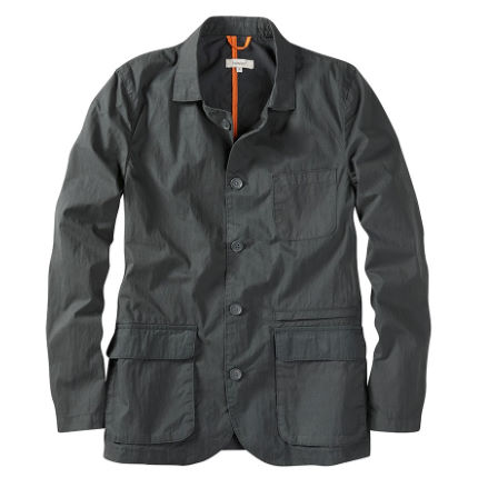 howies Trail Lightweight Water Repellent Active Blazer
