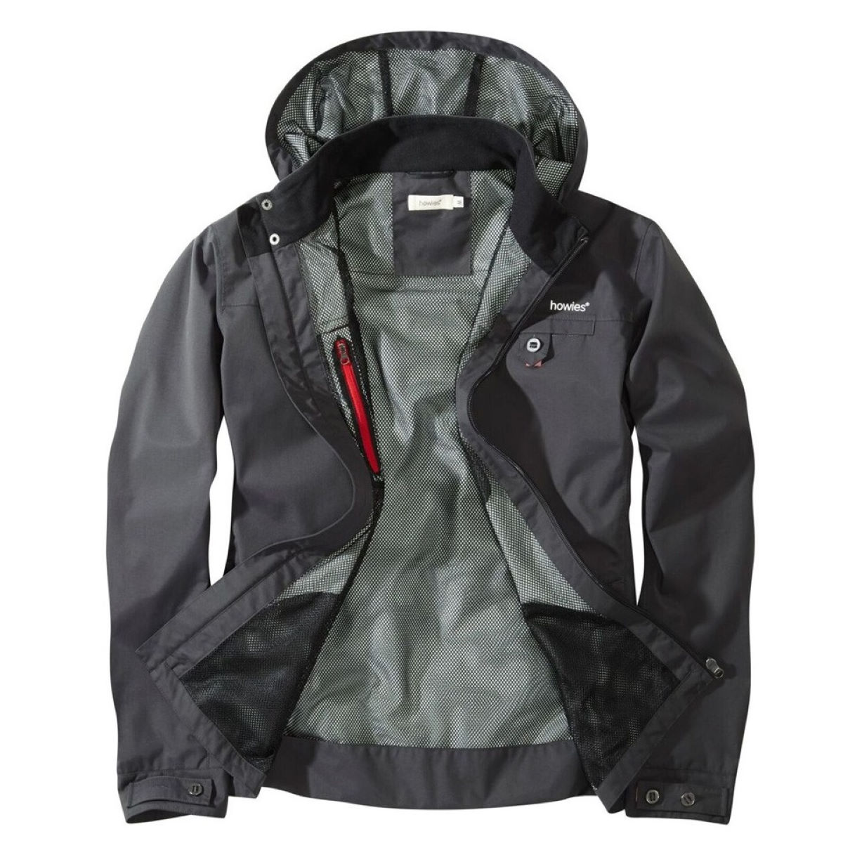 Chaqueta howies Courier Waterproof Urban Active - Chaquetas impermeables