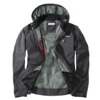 howies Courier Waterproof Urban Active Jacket.