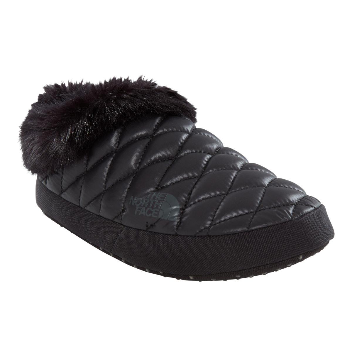 Pantuflas The North Face ThermoBall Tent Mule Faux Fur IV para mujer - Pantuflas