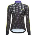 dhb Blok Womens Windproof Softshell -  Polka