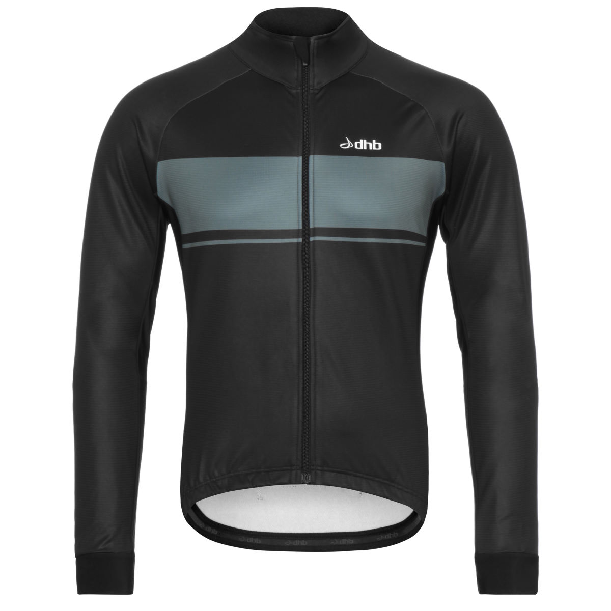 Veste coupe-vent dhb Classic Softshell - Large Noir Coupe-vents vélo