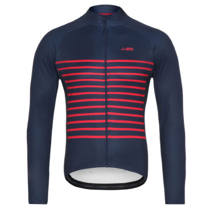 dhb Classic Thermal Long Sleeve Jersey - Breton