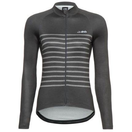 dhb Classic Womens Thermal Long Sleeve Jersey - Breton