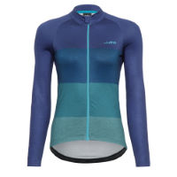 dhb Classic Womens Thermal Long Sleeve Jersey - Fade