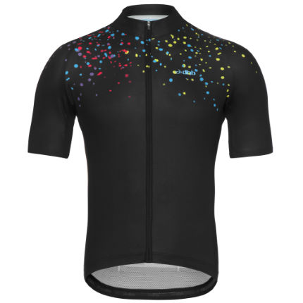 dhb Blok Short Sleeve Jersey - Spray