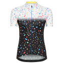dhb Blok Womens Short Sleeve Jersey - Spray