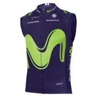 Gilet Endura Movistar Team (sans manches, 2017)
