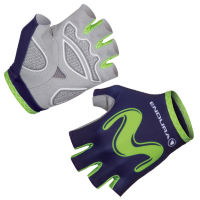Guantes mitones Endura Movistar Team Race (2017)