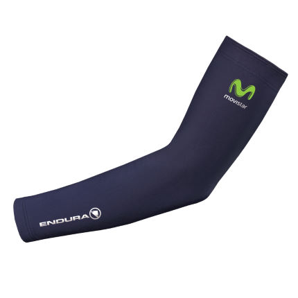 Endura Movistar Team armwarmers (2017)