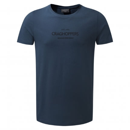 Camiseta de manga corta Craghoppers Mountain Trio Eastlake