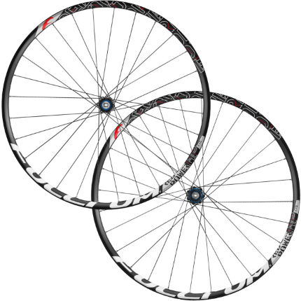 "Fulcrum Red Power HP 27.5"" Disc Brake MTB Wheelset"