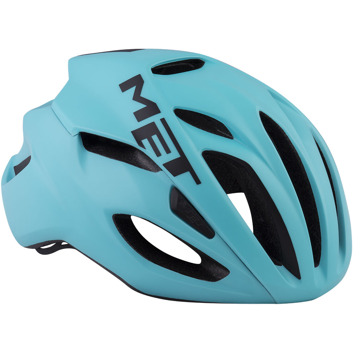 Casque de route MET Team Drops Rivale Aero - Medium Casques de route