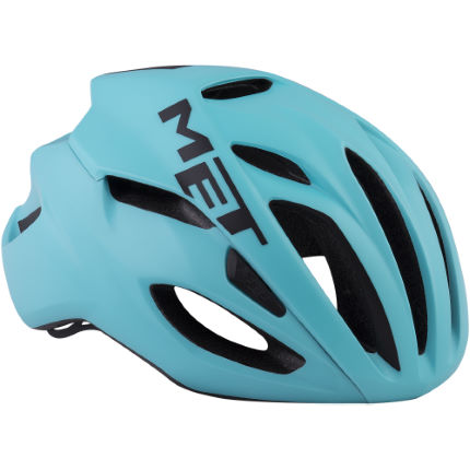 MET Team Drops Rivale Aero Road Helmet