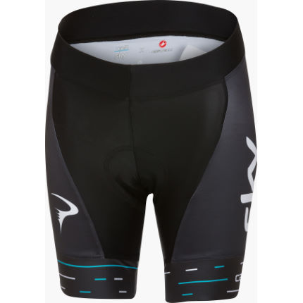 Castelli Team SKY Fan shorts - Dame
