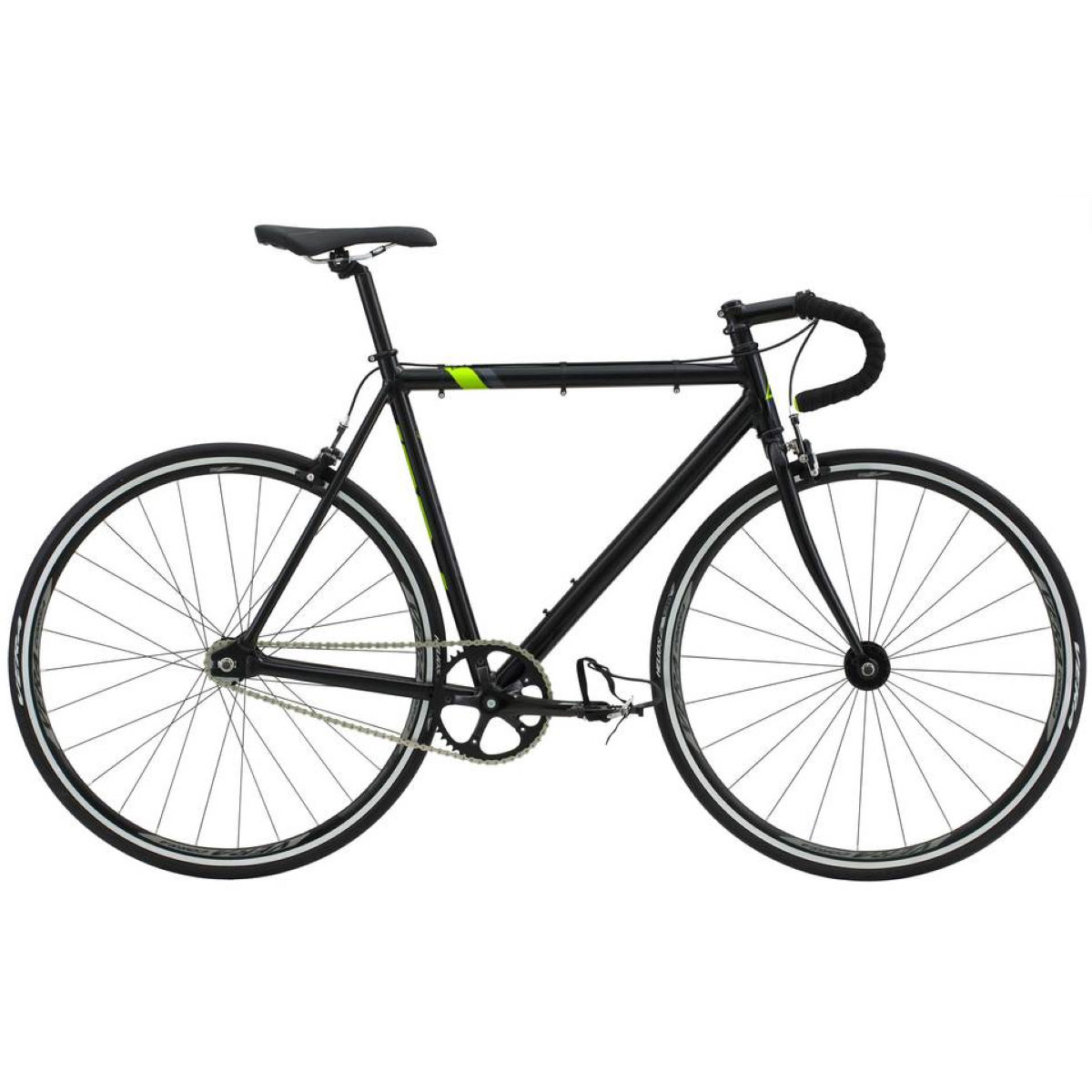 Vélo single-speed Fuji Track Comp (2016) - 52cm Stock Bike Noir Single speed