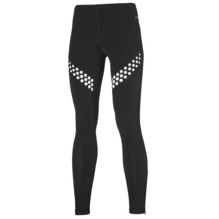 Leggings da corsa dhb Flashlight
