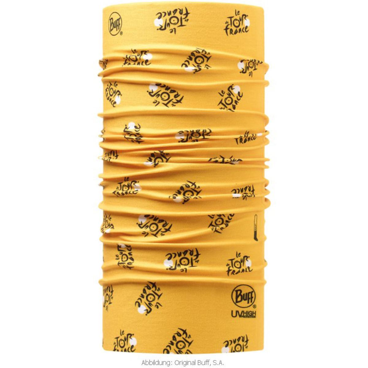 Cache-cou Buff Tour de France (protection anti-UV élevée) - One Size