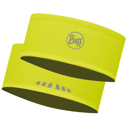 Buff Fastwick Headband (Yellow Fluro)