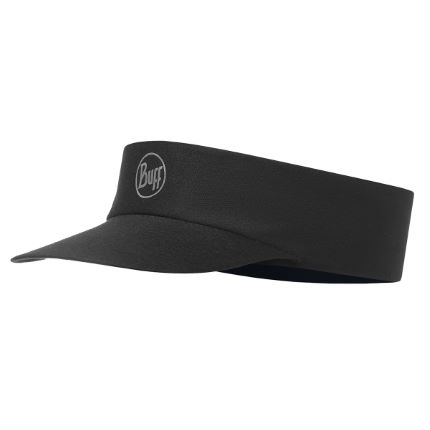 Buff Pack Run Visor (Black)