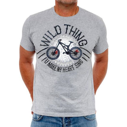 T-shirt Cycology Wild Thing