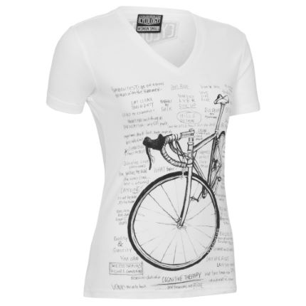 Cycology Women's Cognitive Therapy T-shirt