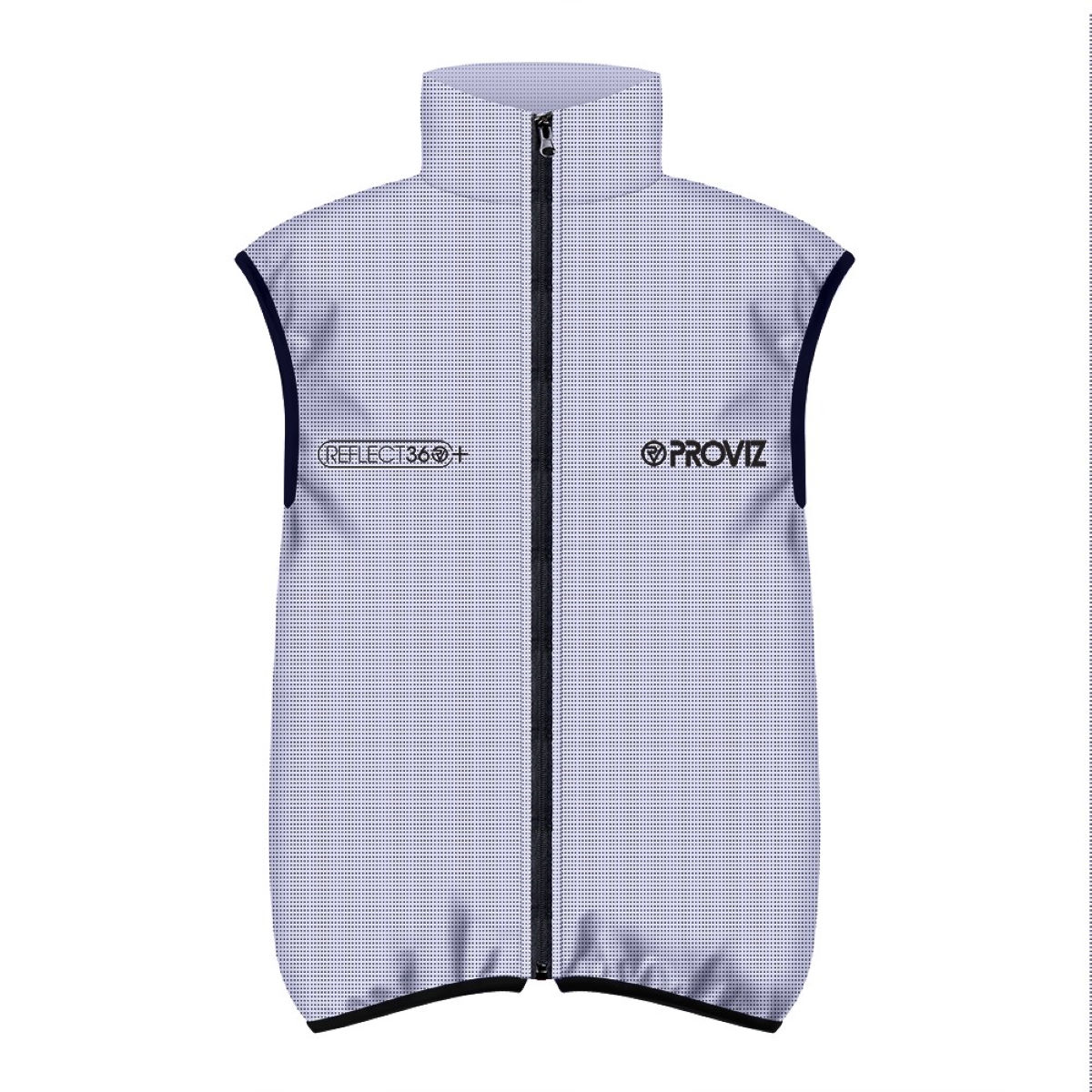 Gilet Proviz Reflect 360+ (sans manches) - Large Reflective