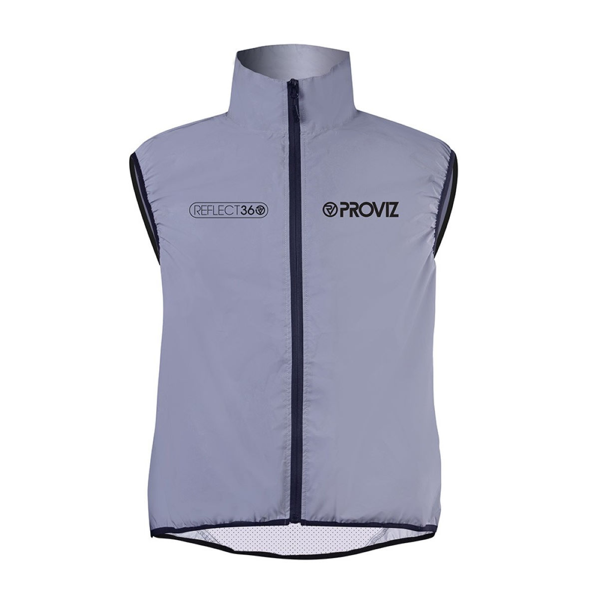Gilet Proviz Reflect 360 (sans manches) - X Large Reflective