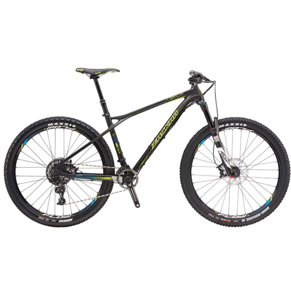 GT Zaskar Carbon LTD (2016) Mountain Bike - M Stock Bike Raw VTT semi-rigides