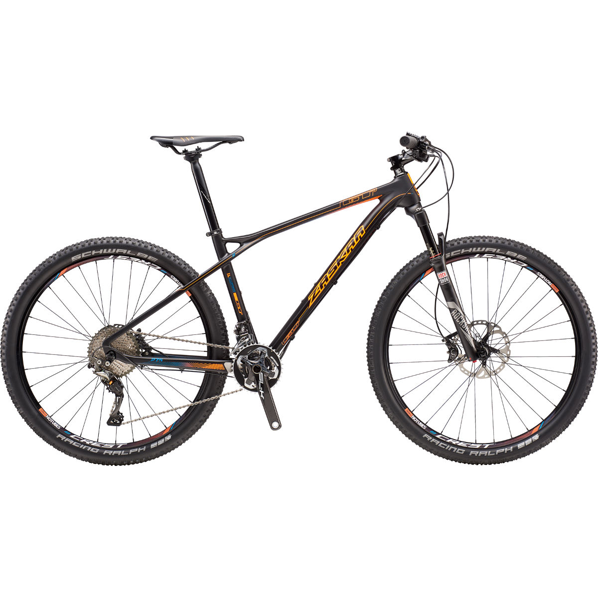 GT Zaskar Carbon Pro (2016) Mountain Bike - L Stock Bike Raw VTT semi-rigides