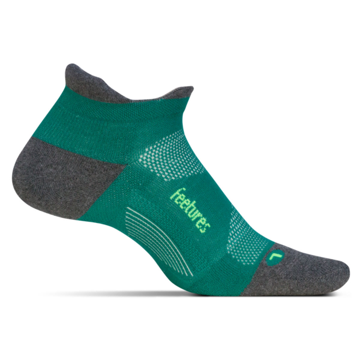 Calcetines Feetures! Elite Max Cushion No Show Tab - Calcetines para correr