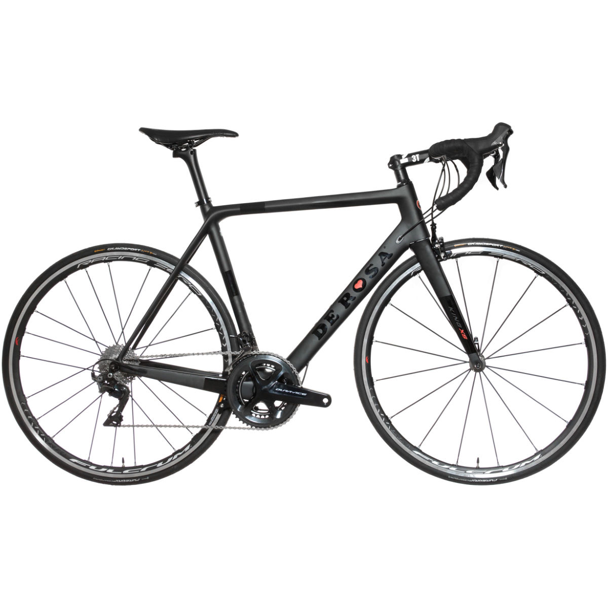 Vélo de route De Rosa King XS (Dura-Ace 9100, 2017) - 45cm Stock Bike