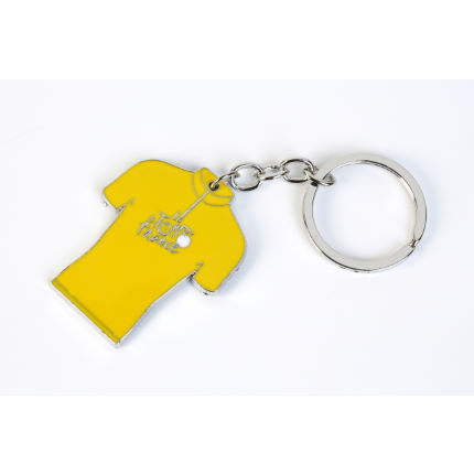 Tour de France Jersey Keyring