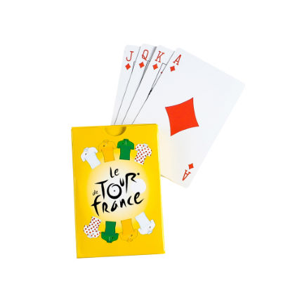 Jeu de cartes Tour de France