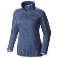 Columbia Womens Sapphire Trail™ Half Zip Fleece